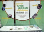 Green Commute banners